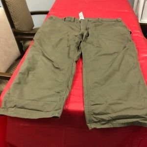 Men's Carhartt cargo pants 46x 30